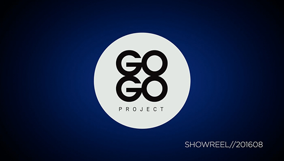 GoGo Project Showreel - 201608