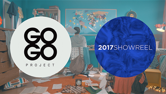 GoGo Project Showreel - 2017