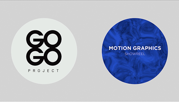 GoGo Project Motion Graphics Showreel - 2017