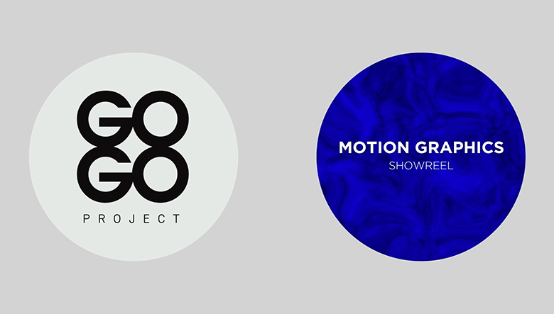 GoGo Project Motion Graphics Showreel - 2018