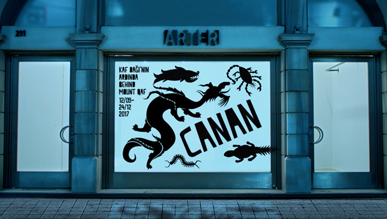 "Arter Space For Art - ""Canan"" Exhibition"