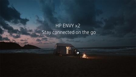HP - Connect Everywhere Envy x2