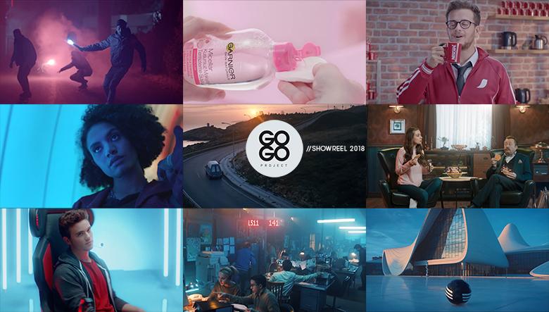 GoGo Project Showreel - 2018