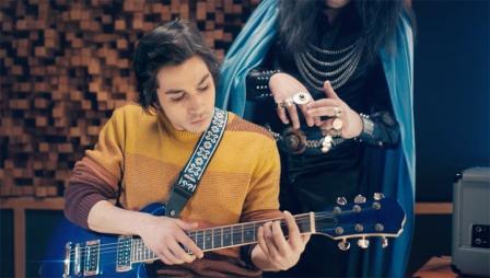 Turkcell Fizy - Baris Manco [Guitar]