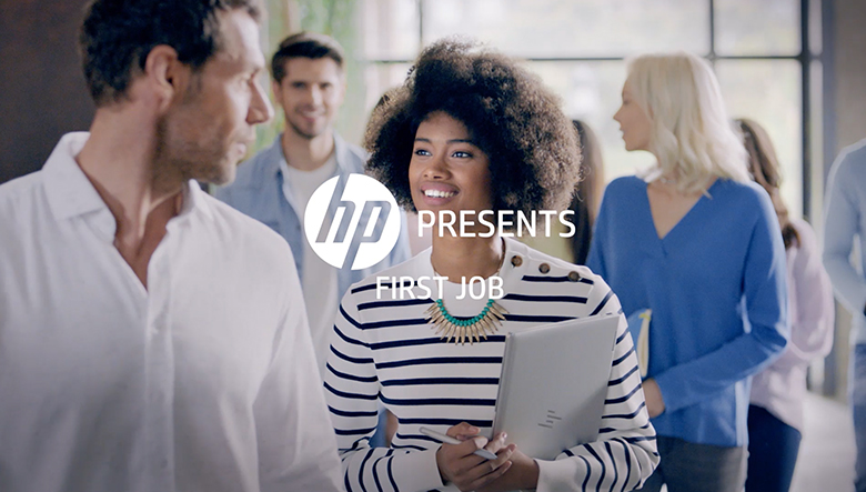 HP - First Job