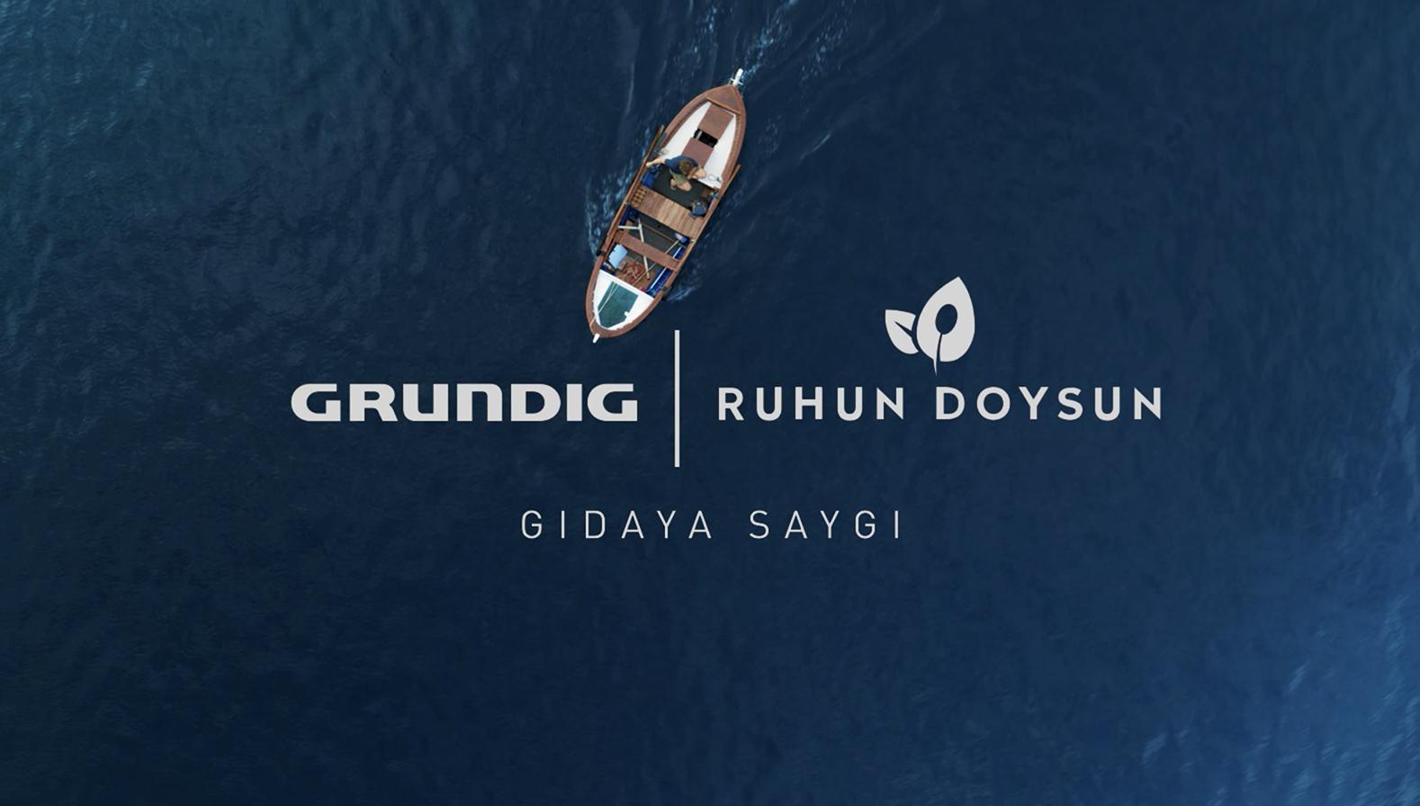 Grundig - Ruhun Doysun