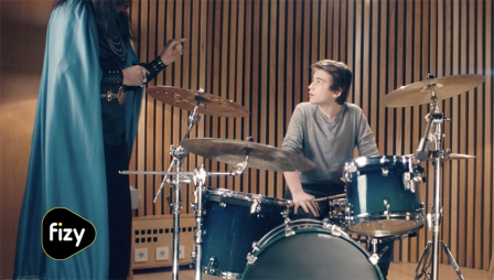 Turkcell Fizy - Baris Manco [Drums]