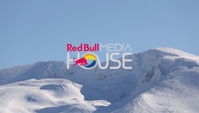 RedBull - Snowboard Adventure