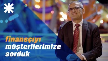 Finansbank - Testimonials